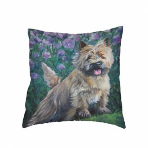 Pillow cover - norwich terrier